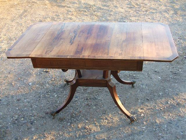 card table french polish