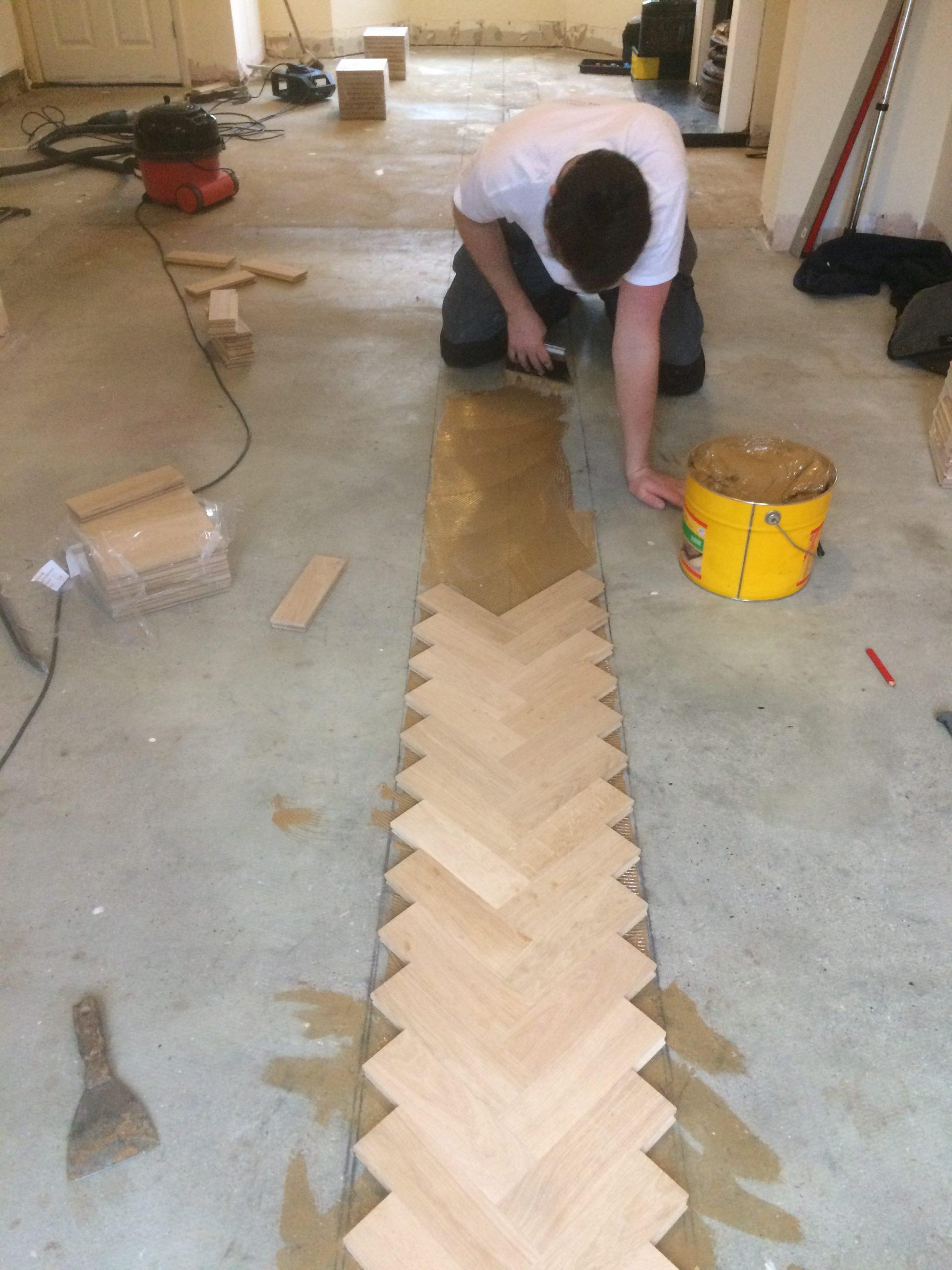 floor fitting parquet 2